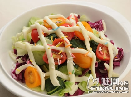 越吃越瘦的胡萝卜健康减肥食谱