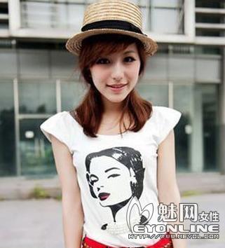 矮个子女生发型 减龄瘦脸双管齐下图片