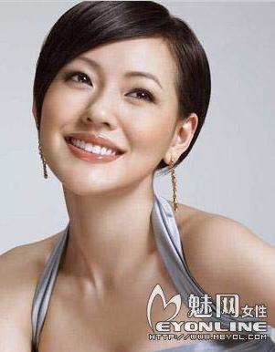 明星短发发型图片2013女(2)图片