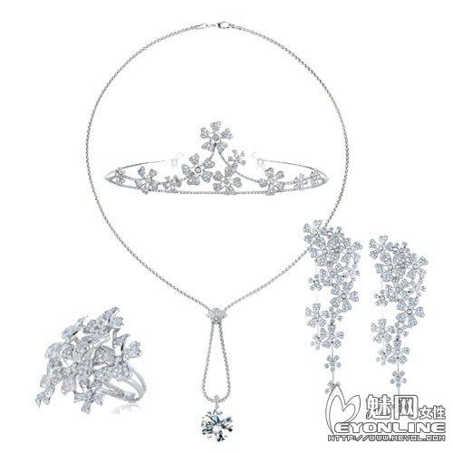 冬季婚礼 大气珠宝重装出席