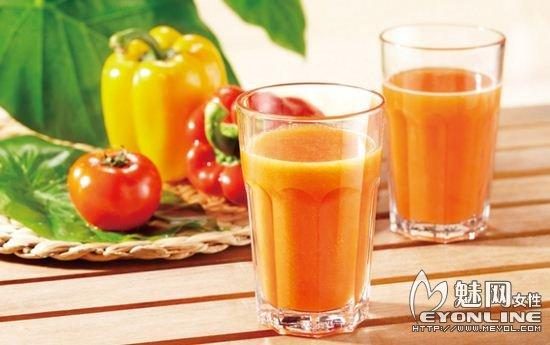 夏季瘦身果汁